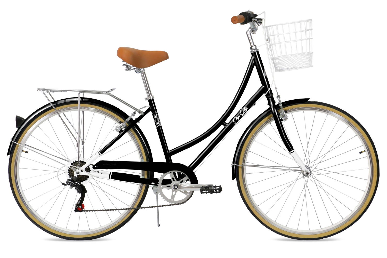 Bicicleta Paseo Step-City