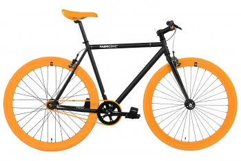 Bici Fixie Original Matte Black & Red
