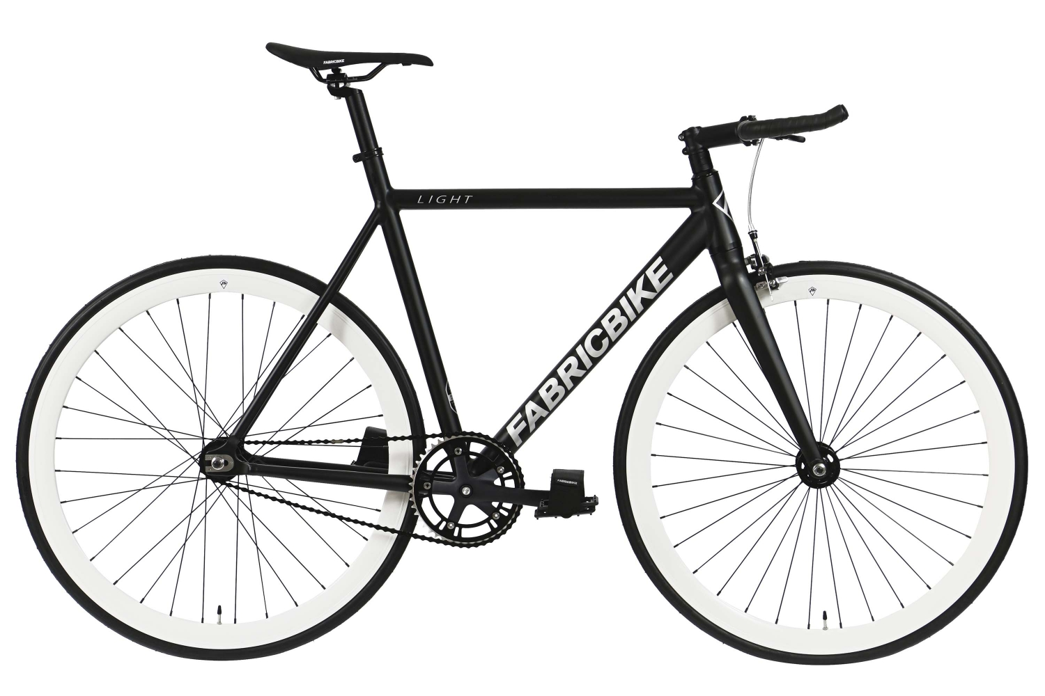 Bici Fixie Fabricbike Light Negra
