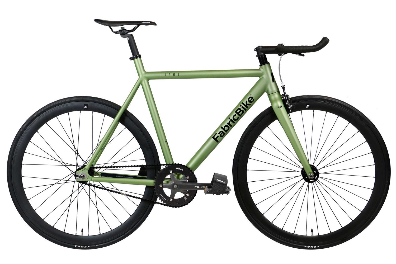 Bici Fixie Fabricbike Light Negra