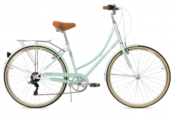Damen Fahrrad Step-City Mint Green