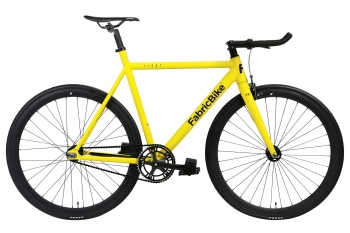 Bici Fixie Fabricbike Light Amarilla