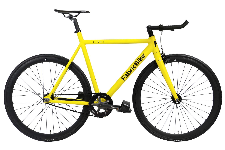 Fixed Gear Bike FabricBike Light