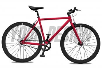 Fabricbike Design + Bullhorn