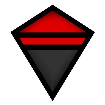 Light Black & Red