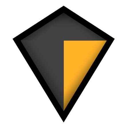 Matte Black & Orange 2.0