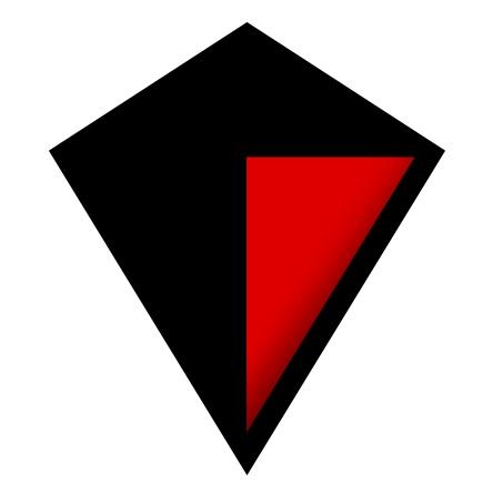 Matte Black & Red 3.0