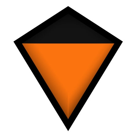 Light Army Orange