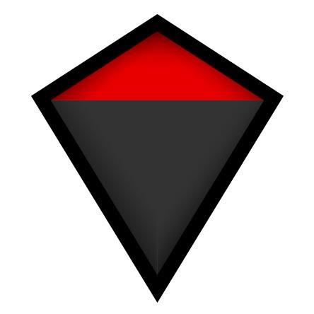 Red & Matte Black