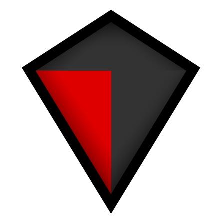 Matte Black & Red 2.0
