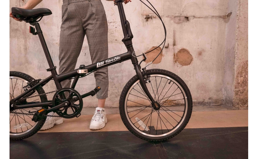 Discover the new Fabricbike Folding