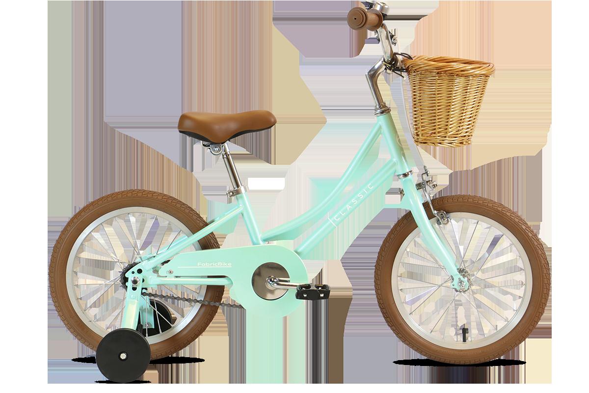 Features bike