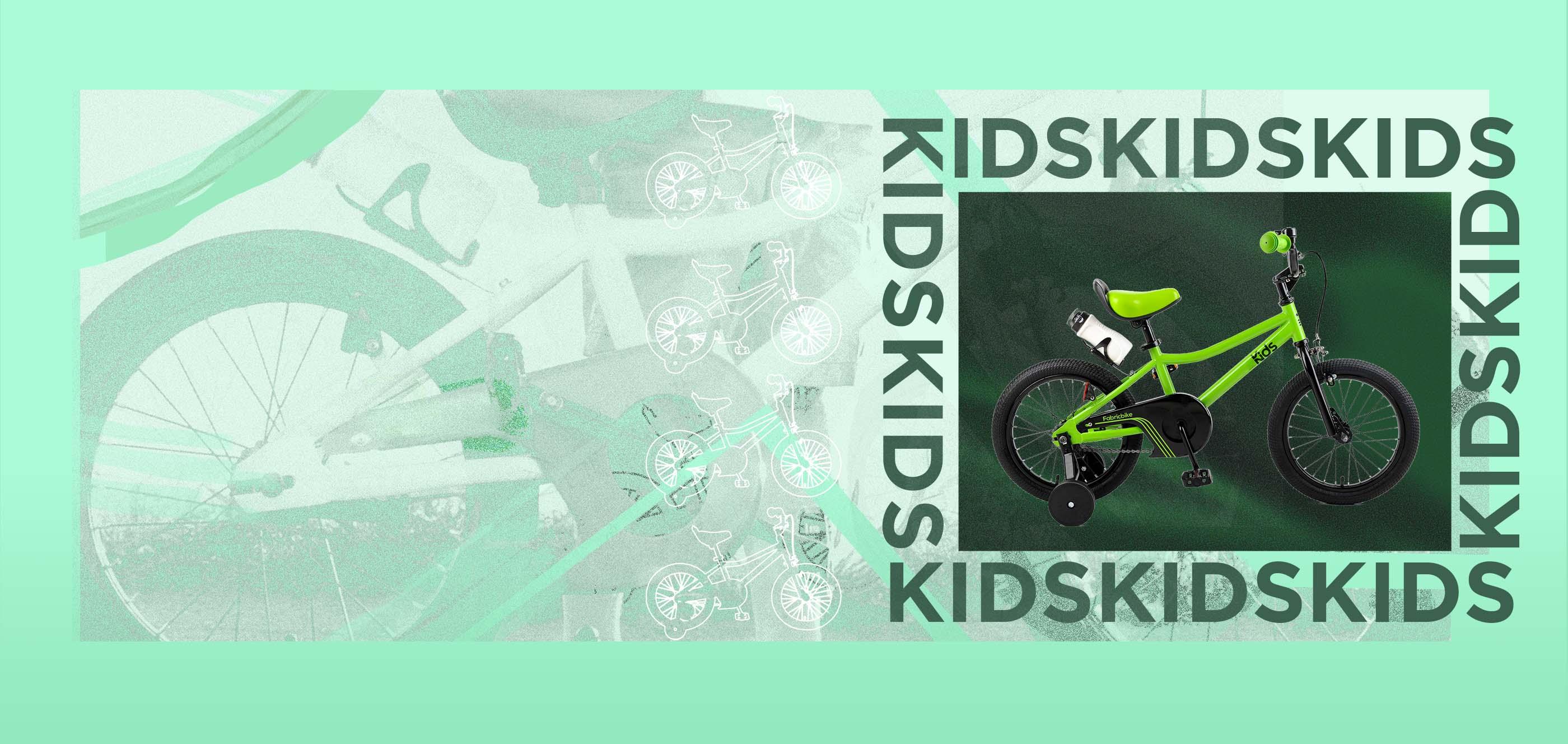 Bike for Kids FabricBike
