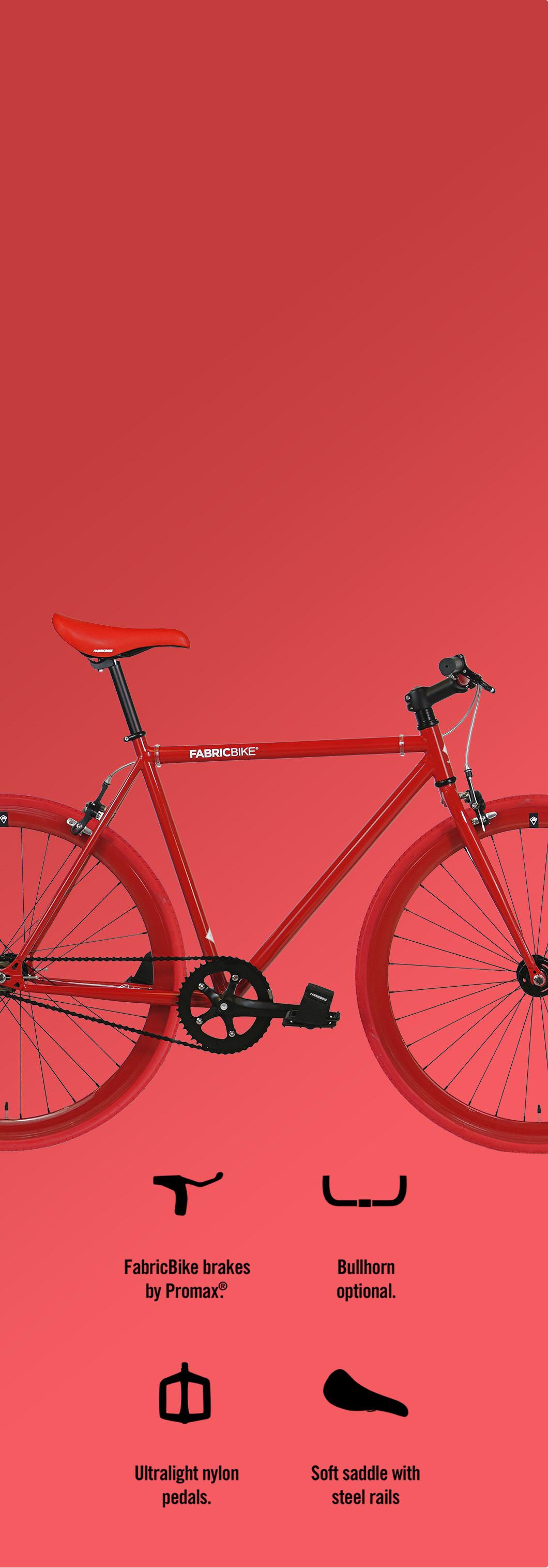 Customize your fixie bike