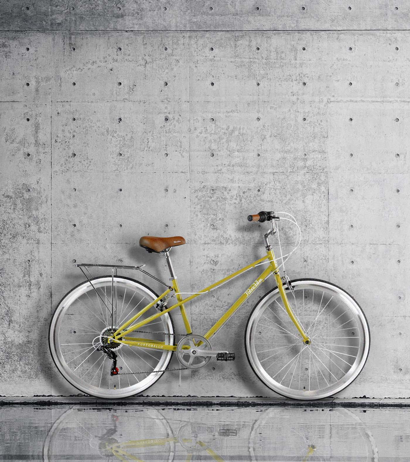 Girl Bike Step City