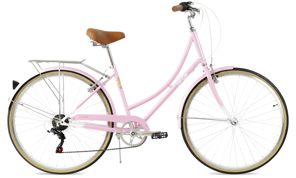 Features bike