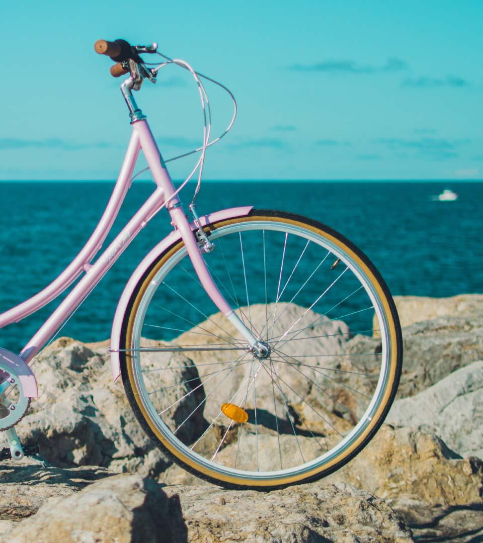 Step City Bike Woman